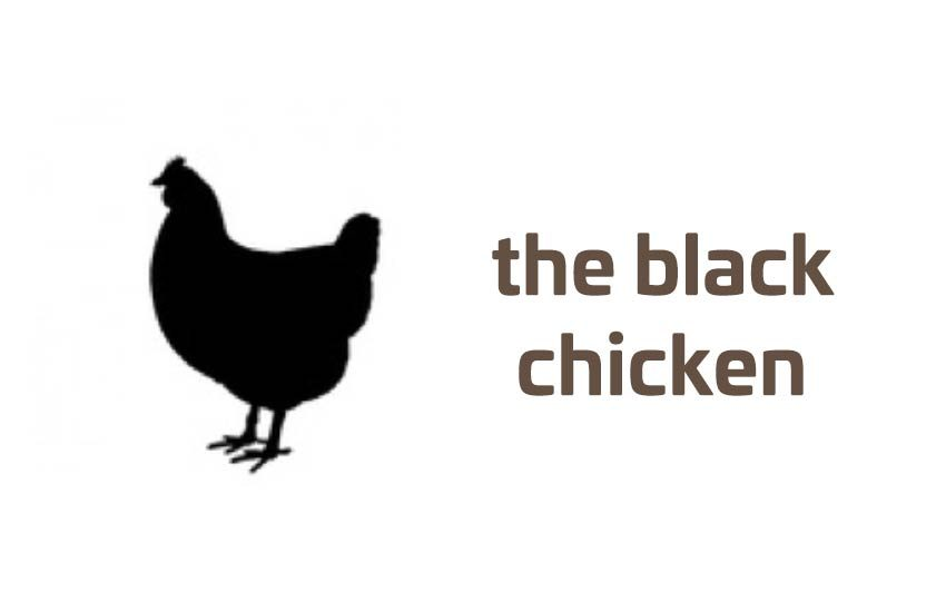 the-black-chicken